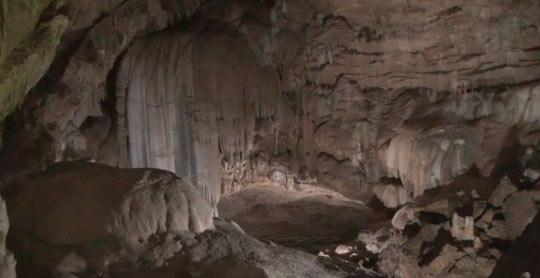 Новоафонская пещера 10