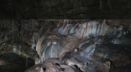 Новоафонская пещера 14
