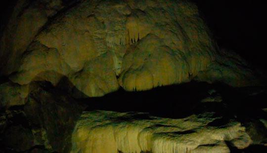 Новоафонская пещера 15