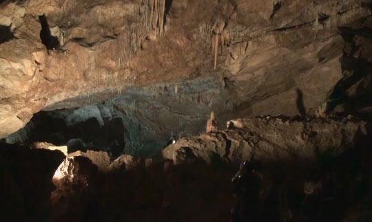 Новоафонская пещера 2