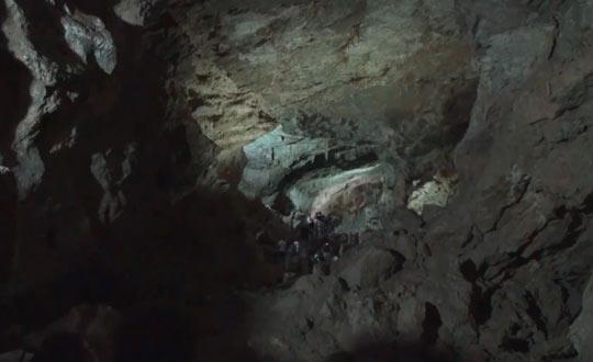 Новоафонская пещера 3