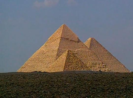 Пирамиды прекрасны!