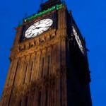 Лондон в сентябре