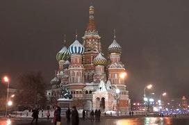 Что привезти из Москвы