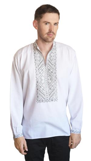Особенности мотивов и орнаментов традиционных вышиванок