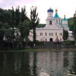 Святогорье — жемчужина Донбасса