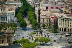 Барселонская Рамбла