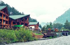 Марьин остров - отдых в живописных местах Горного Алтая
