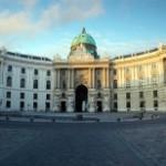 Путешествие по Австрии (отзыв о замке Хофбург)
