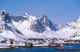 Зимний отдых в Норвегии