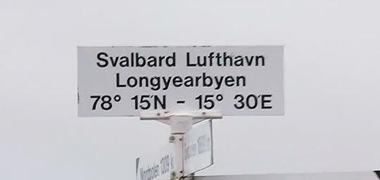 Лонгиербюен - самый туристический поселок на Шпицбергене