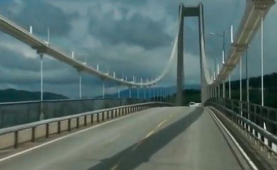 Атлантическая дорога строилась 6 лет