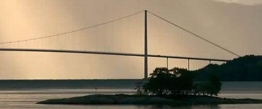 Атлантическая дорога - еще одно чудо Норвегии