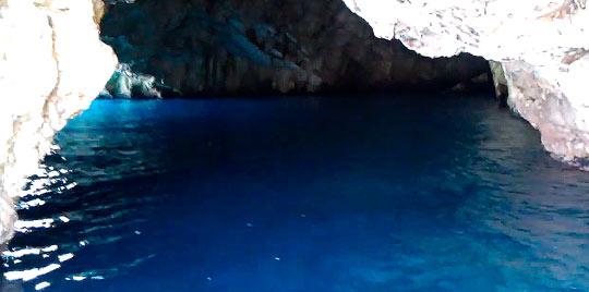 Голубая пещера-2