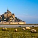 Мон-Сен-Мишель — остров-замок