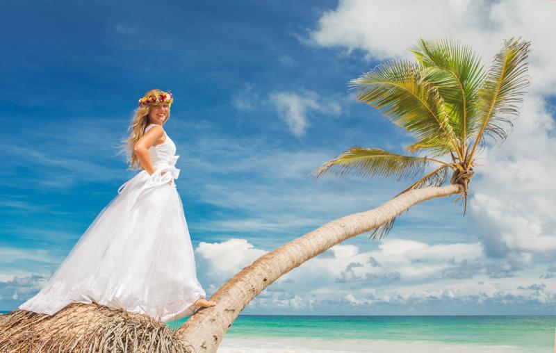 Проведение свадебной церемонии заграницей