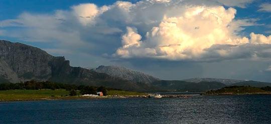 Море - источник мощи Норвегии