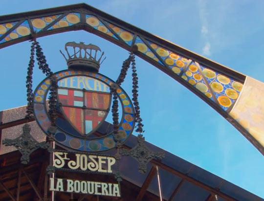 Гордость Ла Рамблы — рынок Бокерия