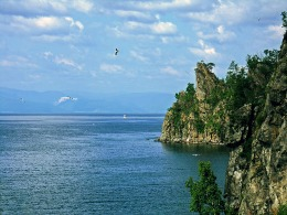А ты когда-нибудь видел Байкал?