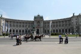 Уезжала из Вены