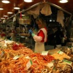 Знаменитый рынок Бокерия