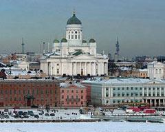 Winter Fun в Хельсинки