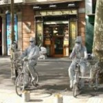 Знаменитый бульвар Ла Рамбла