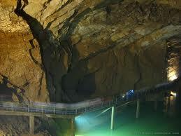 Новоафонская пещера - настоящая пещера Дракулы
