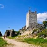 Анакопийская крепость в Абхазии