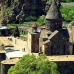 Монастырский комплекс Гегард