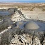 Грязевые вулканы Гобустана — место интересное