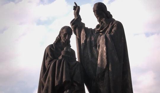 Святой Мефодий и Святой Кирилл