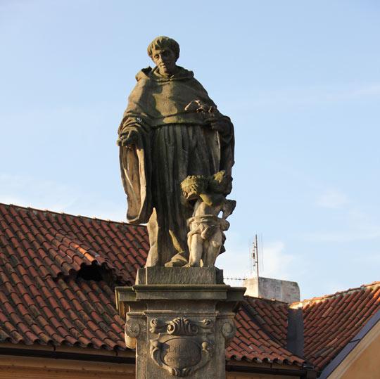 Святой Антоний