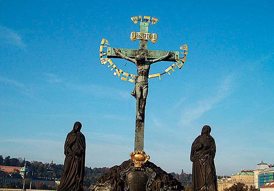 Скульптуры Карлова Моста