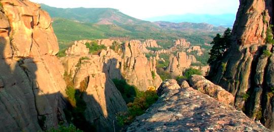 Скалы в Белоградчике