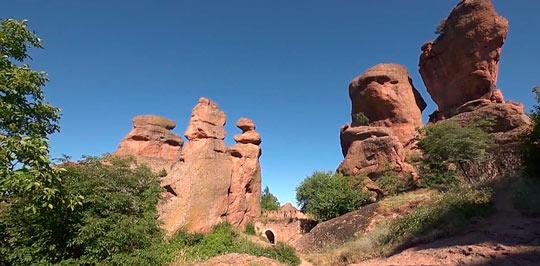 Скалы в Белоградчике-1