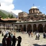 Рильский монастырь – самый крупный из православных монастырей в Болгарии