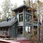 Отдых в коттеджах Финляндии