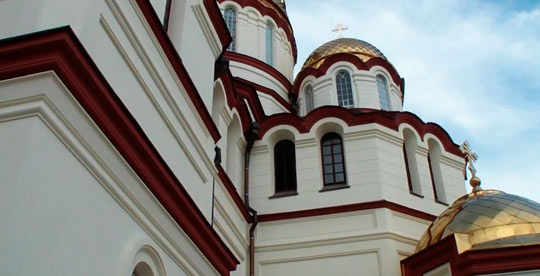 Новоафонский монастырь 12