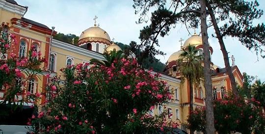 Новоафонский монастырь 14