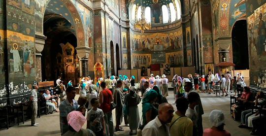 Новоафонский монастырь 21