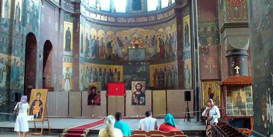 Новоафонский монастырь 4