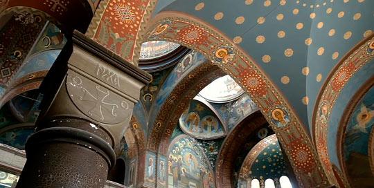 Новоафонский монастырь 6