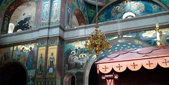 Новоафонский монастырь 8