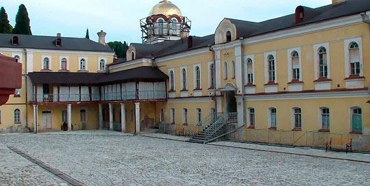 Новоафонский монастырь 9