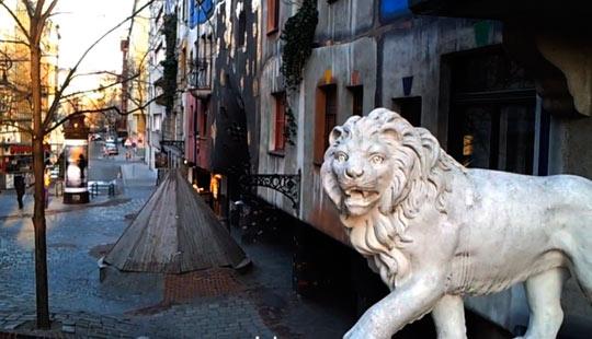 Изваяние льва