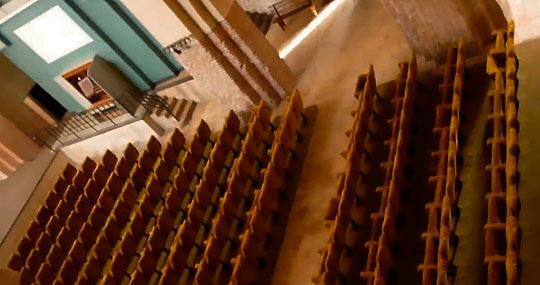 Коцертный зал в Пицундском храме