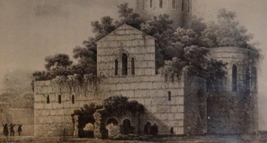 История Пицундского храма