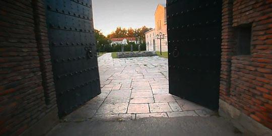 Храм не рассматривают отдельно от музейного комплекса