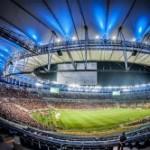 Знаменитая на весь мир футбольная арена «Маракана»
